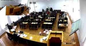 Пряма трансляція чергової 29-ї сесії Вознесенської міської ради 21.04.2017