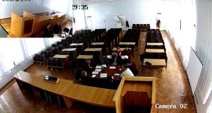 Пряма трансляція засідання постійної депутатської комісії з питань депутатської діяльності, законності, правопорядку та зв'язків з громадськістю