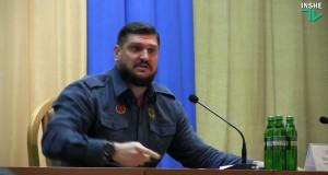 Встреча губернатора Савченко с активистами Николаева
