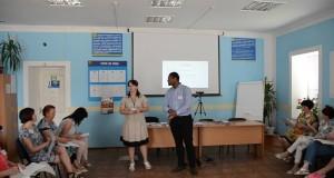 Семінар з гендерних питань у Вознесенському МРЦЗ