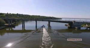 Видео!Катер в Вознесенск