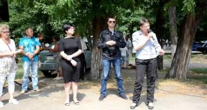 ВИДЕО! Савченко в Вознесенске