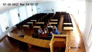 Пряма трансляція засідання постійної депутатської комісії Вознесенської міської ради з питань депутатської діяльності, законності, правопорядку та зв'язків з громадськістю