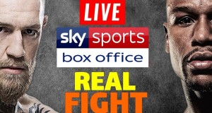LIVE Mayweather vs McGregor Fight of Century LIVE STREAM The Money Fight