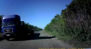 Відео! Одесити «жарять» по дороги Миколаївської області…
