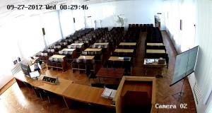 Пряма трансляція чергової 40-ї сесії Вознесенської міської ради 27.09.2017