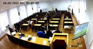 Пряма трансляція чергової 41-ї сесії Вознесенської міської ради 20.10.2017