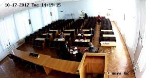 Пряма трансляція засіданнях постійних комісій міської ради 17.10.2017 ч2