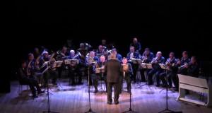 Народний духовий оркестр Вознесенського МБК — С Войтюк « Український марш»