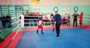 Видео! Турнир по Муэй-тай в Вознесенске