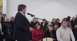 ВИДЕО! Открытие спортзала в Вознесенске
