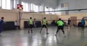 ВИДЕО!!! Волейбол (аматоры) Чемпионат Николаева 2017-2018, : Вознесенск -Авиатор