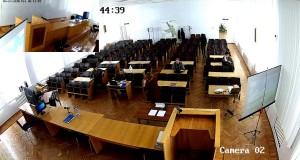 Пряма трансляція чергової 52-ї сесії Вознесенської міської ради 23.03.2018