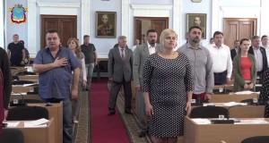 Внеочередная сессия Николаевского горсовета. Онлайн-трансляция