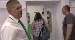 Видео! В Вознесенске открыли новый сервисный центр. 126 просмотров