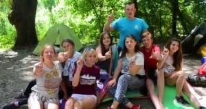 ВІДЕО! Літній еко-табір в с. Мигія. Конкурс Життя без сміття м.Вознесенськ