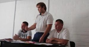 ВИДЕО!  Начальник Вознесенской ГИС, задержанный на взятке, дает пояснения в суде