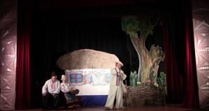 ВІДЕО! Народний театр мініатюр «Сміху тона» — «На перші гулі»