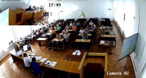 Пряма трансляція позачергової 61-ї сесії Вознесенської міської ради