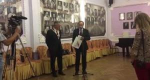 Мэр Вознесенска поздравляет Николаев с Днём города (07.09.2018)