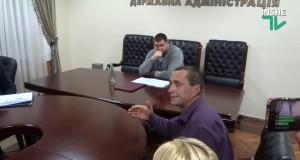 ВИДЕО! Дискуссия в Николаевской ОГА по транспортной проблеме в Вознесенске