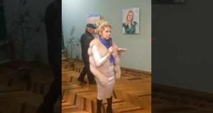 ВИДЕО! Открытие выставки картин Елен Фазал в Вознесенске