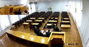 12.02.2019 — трансляція засідання постійної депутатської комісії з питань депутатської діяльності, законності, правопорядку та зв'язків з громадськістю