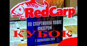 ВІДЕО! Кубок «RedCarp Вознесенськ»