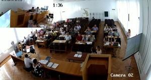 Пряма трансляція чергової 75-ї сесії Вознесенської міської ради