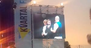 ВИДЕО! Вознесенск KVARTAL FEST