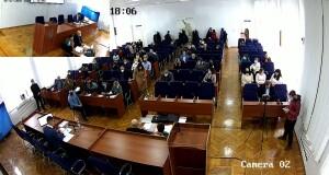 Пряма трансляція чергової 1-ї сесії Вознесенської міської ради VIII скликання