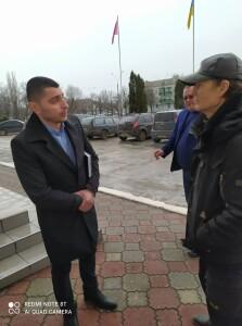 Клім. страйк у Вознесенську -2